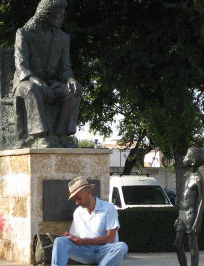 camaron-estatua